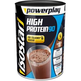 Isostar High Protein 90 Tub 750g, Chocolate